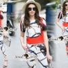 Lady Ribbon Korea Brand SS14060616 Seoul Secret Say's... Moshino Style Belty Set