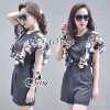 Lady Ribbon Korea Brand SV16060616 Chic Item-Restock