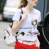 Lady Ribbon Korea Brand SS17060616 Seoul Secret Say's...Plaitly Sweety Girly Red Set