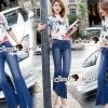 Lady Ribbon Korea Brand SS18060616 Seoul Secret Say's... Variously Color Birdy Chic Set