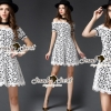 Closet Seoul Secret Say's... Netty Toppy Lace Dress