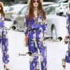 Lady Ribbon Brand SS15060616 Seoul Secret Say's... Violeta Flora Fashly Smocking Set