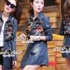 Closet Seoul Secret Say's...Orientale Beige Lady Blossom Print Dress