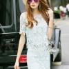 Lady Ribbon Korea Closet LV01070616 &#x1F36D Korea Design By Lavida green pastel premium floral lace set code