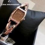 DKNY Crossover Analog Gold Dial Women's Watch - NY8874