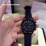 """Omega Speedmaster Co-Axial Black Chronograph """" Dark Side of the Moon"""""""