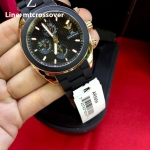 Armani Sportivo Chrono Black Dial Men's watch #AR5954