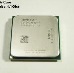 [AM3+] FX6300 3.5GHz Turbo 4.1GHz, TDP 95W