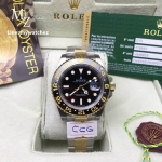 Rolex Submariner Black Dial -Two Tone