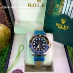 Rolex GMT Master II - ฺBlack and Blue Bezel