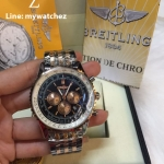 Breitling Navitimer 01 - Two Tone Black Dial