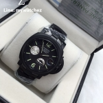 Panerai Luminor Automatic Power Reserve - Black Stainless