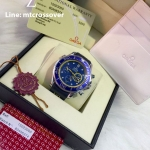Omega Seamaster 300M Diver - Blue Case and Yellow Bezel
