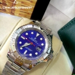 Rolex Yatch Master I - Titanium Bezel with Blue Dial