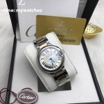 CARTIER Ballon De Cartier - Two Tone Stainless