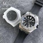 Audemars Piguet Royal Oak Offshore Diver Black Dial 15703 - JF Factory