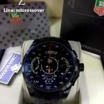 """TAG Grand Carrera """"Mercedes-Benz SLS"""" Chronograph,Black Coat PVD"""