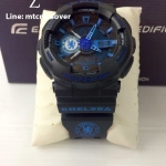 G-Shock- GA 110 Chelsea Custom Edition Black Strap