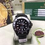 Rolex Deepsea Pro-Hunter Single Red Stealth Ref#116660 44MM