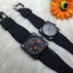 Bell&Ross BR01-92 Orange Dial - Limited Edition