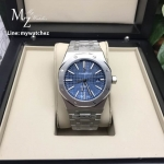 Audemars Piguet Royal Oak 15400 Stainless Blue Dial