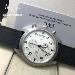 IWC Pilot Chronograph Top Gun Stainless Steel Limited Edition 44MM - IW388001