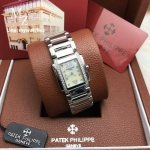 Patek Phillppe Twenty Four Ref# 4910/10A-011 Stailess Timeless White