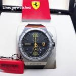 Ferrari Race Day Chronograph 2018- Black/Yellow
