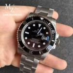 Rolex Submariner Black Dial V7 Noob Factory