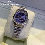 Rolex Datejust Lady Darkblue Stainless Steel