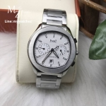 Piaget Polo S Chronograph 42MM - White Dial