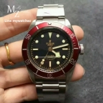 Tudor Heritage Black Bay Matt Burgundy Disc - Swiss Grade