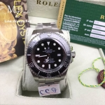 Rolex Deepsea Black Dial Ref#11660 Stainless 44MM