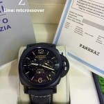 "PANERAI Luminor 1950 8Days GMT 317 "" The Black Knight"""