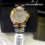 Marc Jacobs Amy Two-Tone Stainless Steel Ladies Watch MBM3139
