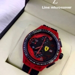 Ferrari Scuderia Ferrari 166Inter Corsa - Two Tone Black and Red (Original Version)