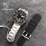 Tudor Pelagos Ceramic Black Dial Titanium Bracelet - 42MM