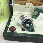 Rolex Submariner Greem Dial 116610LV - Swiss Grade