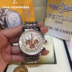 Breitling Navitimer 01 - Two Tone White Dial
