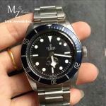 Tudor Heritage Black Bay Matte Blue Disc - Swiss Grade