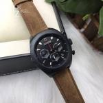 Tudor Fastrider Black Shield 42MM Ceramic - 42000CN Beige Strap