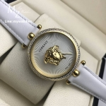 Versace White Palazzo Empire Watch