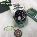 Rolex Submariner Black Dial 114060 - Swiss Grade