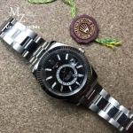 Rolex Sky-Dweller White Diak Ref: 326934 - Black Dial CC Grade