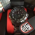 Luminox F-117 Nighthawk 6400 Series - All Black