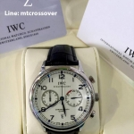 IWC Portugiser Chronograph ST White 2nd Edition