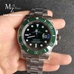 Rolex Submariner Green Dial V7 Noob Factory