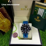 Rolex GMT Master II Ceramic - Black Dial with Stainless