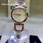 DKNY Women's NY2137 READE Analog Display Analog Quartz Silver Watch