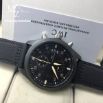 IWC Pilot Watch Top Gun Miramar Edition - ฺBlack Dial